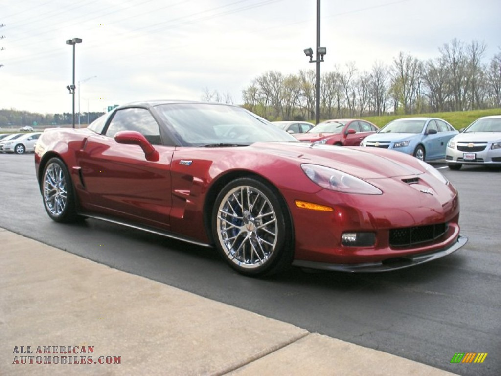 2011 chevrolet corvette zr1 in crystal red tintcoat metallic photo 8 800046 all american. Black Bedroom Furniture Sets. Home Design Ideas