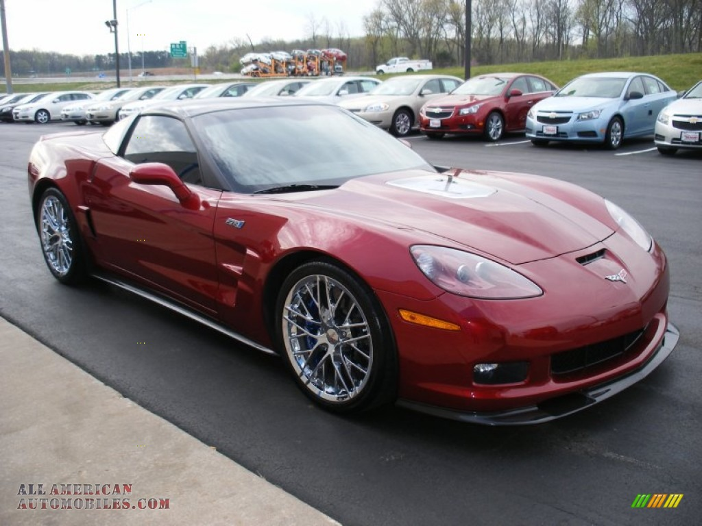 2011 chevrolet corvette zr1 in crystal red tintcoat metallic photo 9 800046 all american. Black Bedroom Furniture Sets. Home Design Ideas