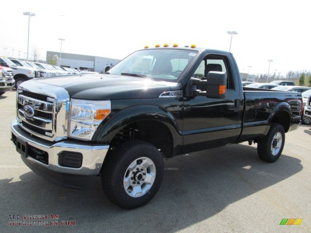2012 ford f250 super duty xlt regular cab 4x4 in green gem. Black Bedroom Furniture Sets. Home Design Ideas