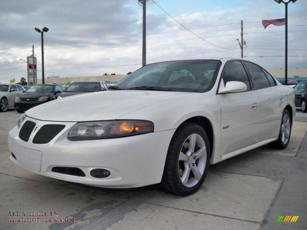 2004 pontiac bonneville gxp in ivory white photo 29 239459 all american automobiles buy. Black Bedroom Furniture Sets. Home Design Ideas