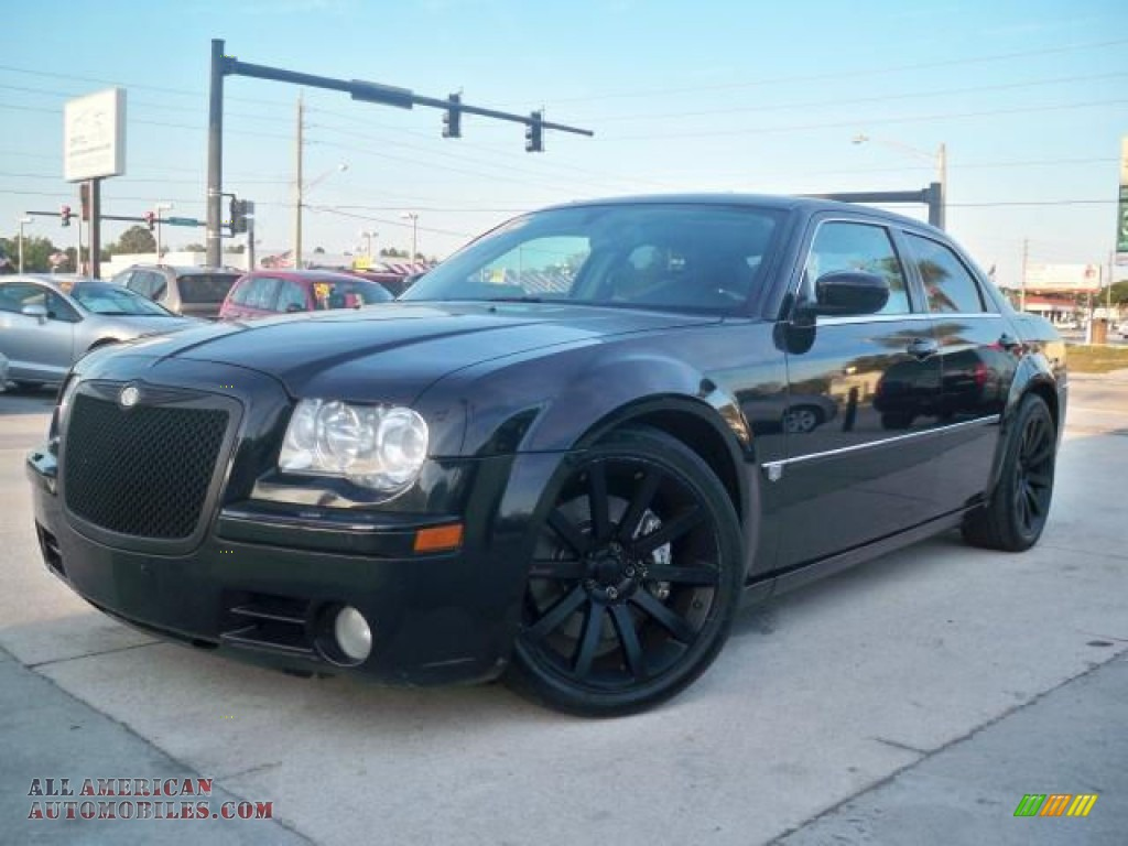 2006 chrysler 300 c srt8 in brilliant black crystal pearl photo 18 105618 all american. Black Bedroom Furniture Sets. Home Design Ideas