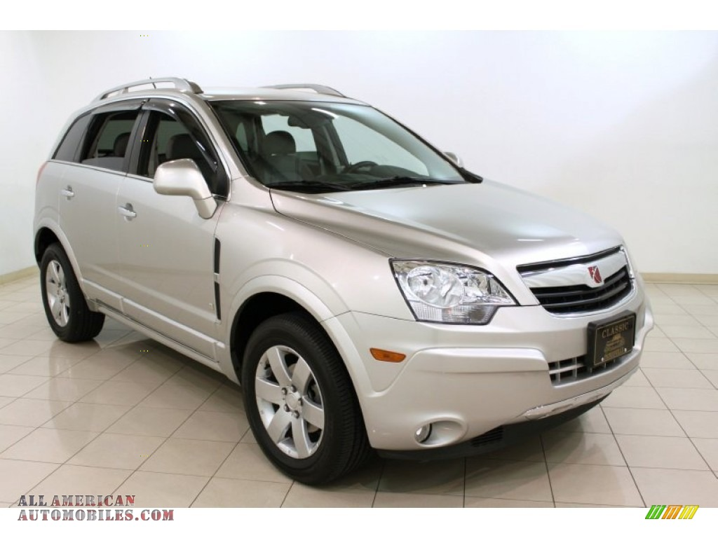 2008 saturn vue xr in silver pearl 685547 all american automobiles buy american cars for. Black Bedroom Furniture Sets. Home Design Ideas