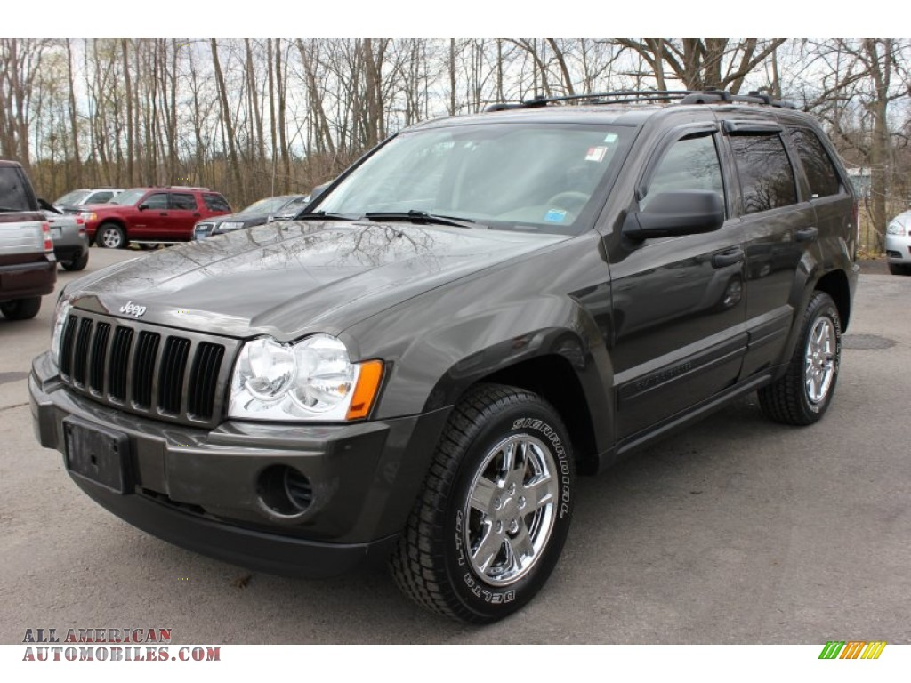 2006 jeep grand cherokee laredo 4x4 in dark khaki pearl 222574 all. Cars Review. Best American Auto & Cars Review