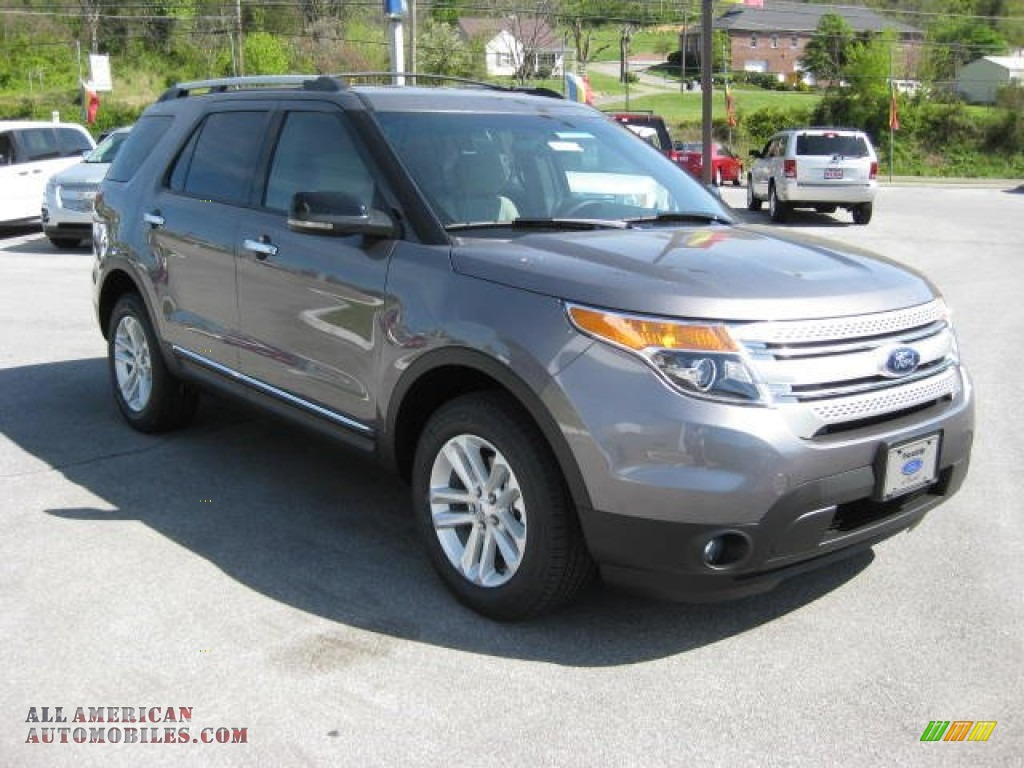 2013 ford explorer xlt 4wd in sterling gray metallic photo 4 a25054 all american. Black Bedroom Furniture Sets. Home Design Ideas