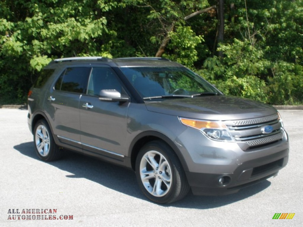 2012 ford explorer limited in sterling gray metallic a02116 all american automobiles buy. Black Bedroom Furniture Sets. Home Design Ideas