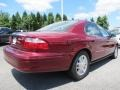 Mercury Sable LS Premium Sedan Merlot Red Metallic photo #3