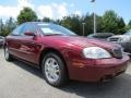 Mercury Sable LS Premium Sedan Merlot Red Metallic photo #4