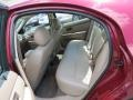 Mercury Sable LS Premium Sedan Merlot Red Metallic photo #9