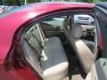 Mercury Sable LS Premium Sedan Merlot Red Metallic photo #10
