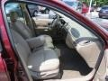 Mercury Sable LS Premium Sedan Merlot Red Metallic photo #11