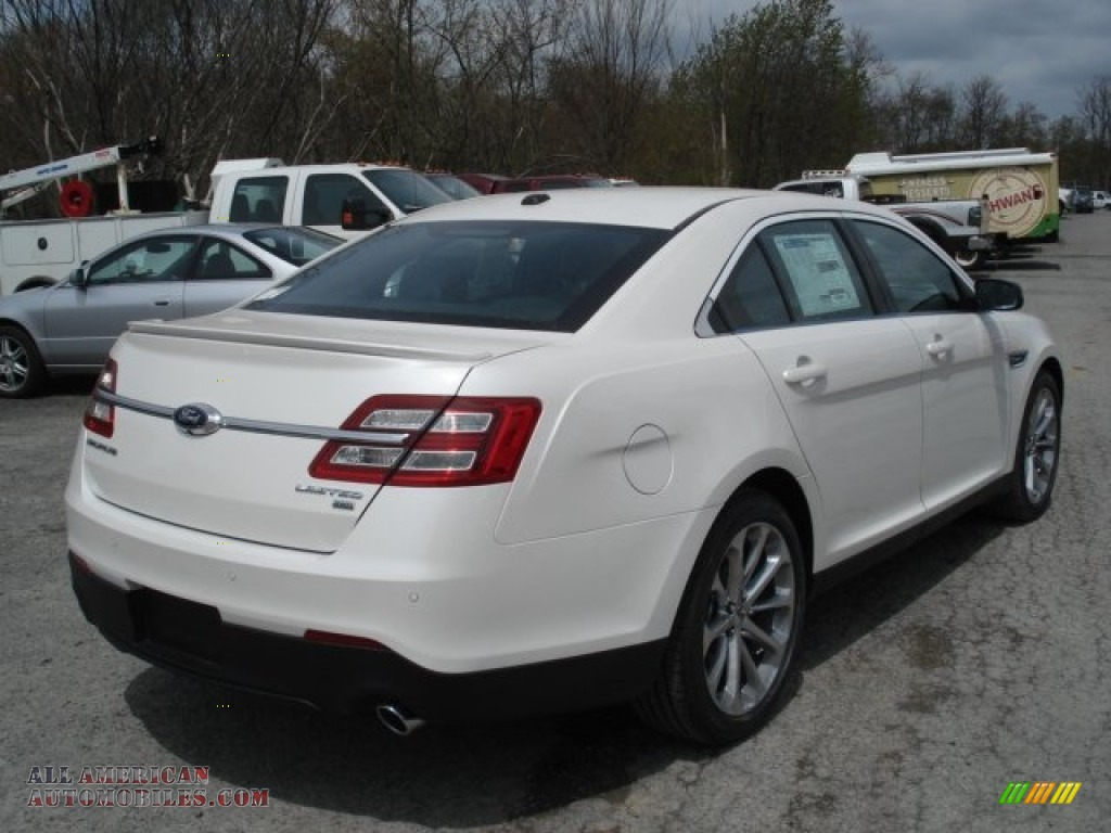 2013 ford taurus limited awd in white platinum tri coat photo 8 116206 all american. Black Bedroom Furniture Sets. Home Design Ideas