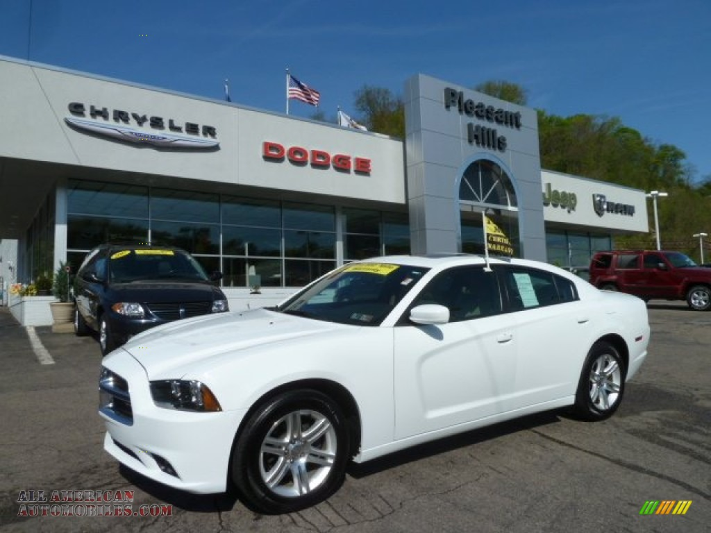 2011 dodge charger rallye in bright white 555087 all for Steve white motors inc