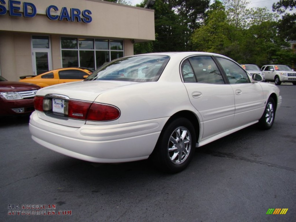 2004 buick lesabre limited in white gold flash photo 9 261163 all american automobiles. Black Bedroom Furniture Sets. Home Design Ideas