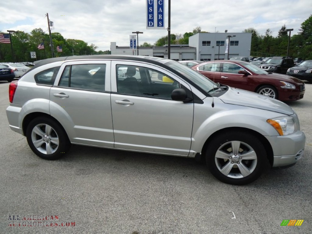 2010 dodge caliber sxt in bright silver metallic photo 5 for Steve white motors inc