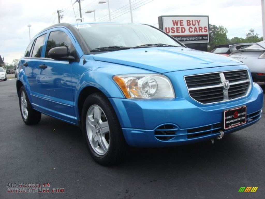 2008 dodge caliber sxt in surf blue pearl 655337 all for Steve white motors inc