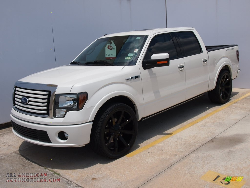 2011 ford f150 limited supercrew in white platinum metallic tri coat photo 26 a59748 all. Black Bedroom Furniture Sets. Home Design Ideas