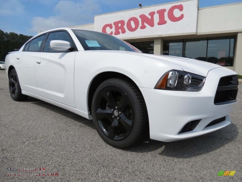 2012 dodge charger sxt in bright white 262960 all american automobiles buy american cars. Black Bedroom Furniture Sets. Home Design Ideas