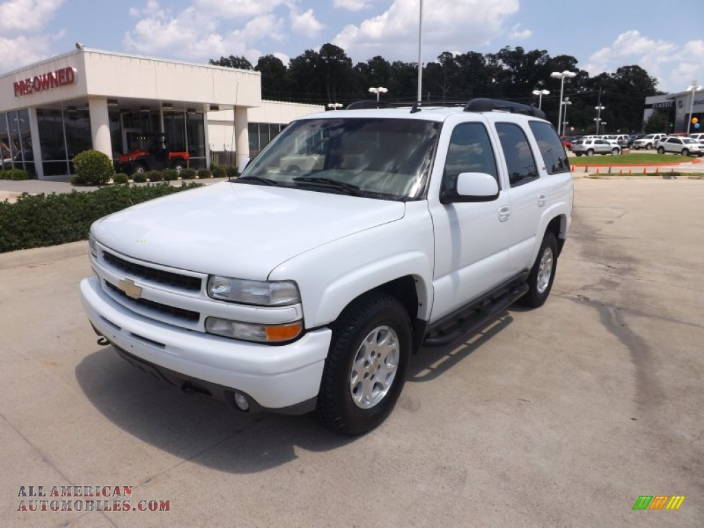 2006 chevrolet tahoe z71 in summit white 119809 all. Black Bedroom Furniture Sets. Home Design Ideas