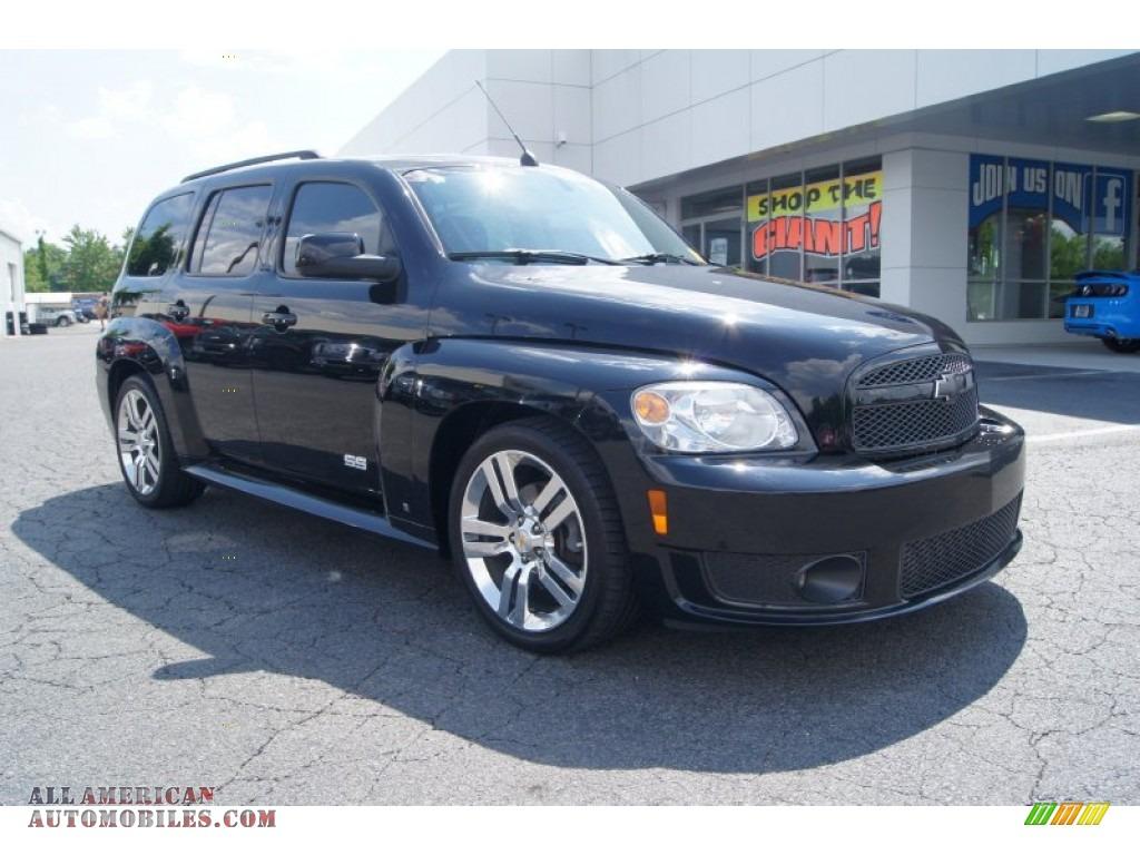 2008 Chevrolet HHR SS in Black - 710929 | All American ...
