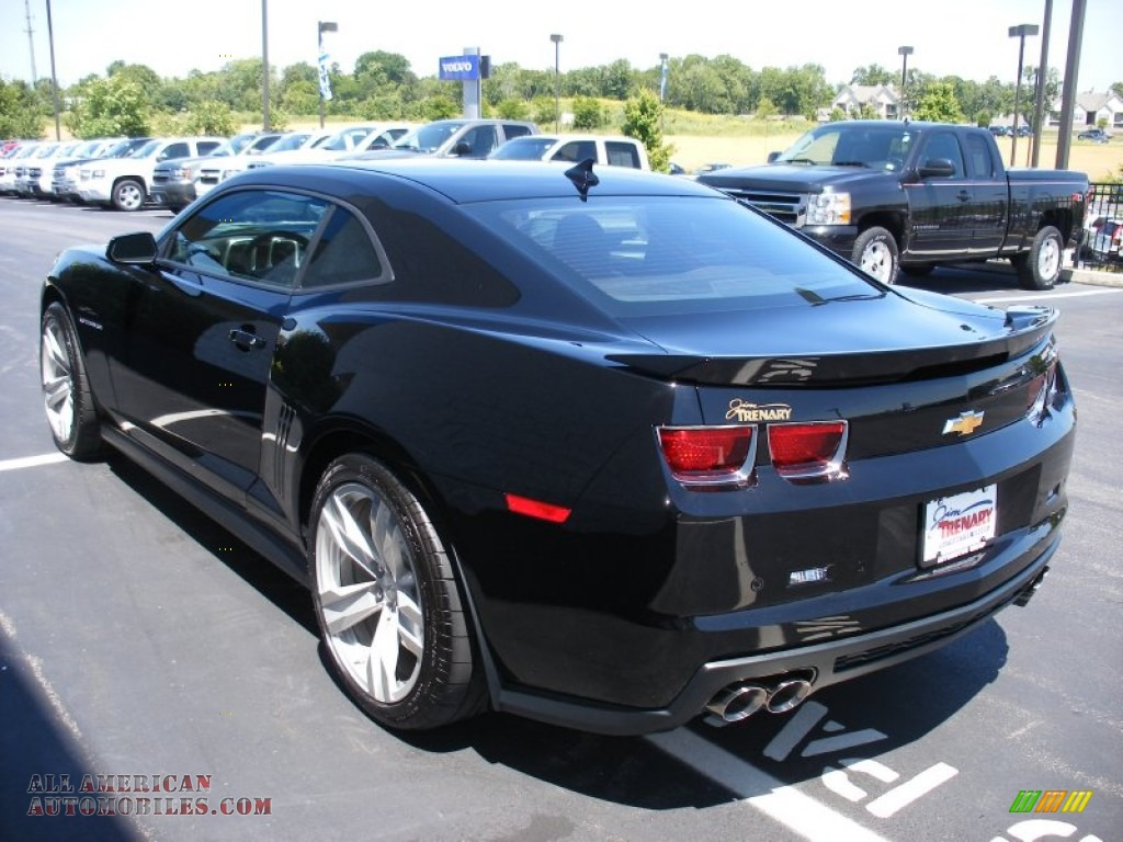 2012 chevrolet camaro zl1 in black photo 11 801228 all american automobiles buy american. Black Bedroom Furniture Sets. Home Design Ideas