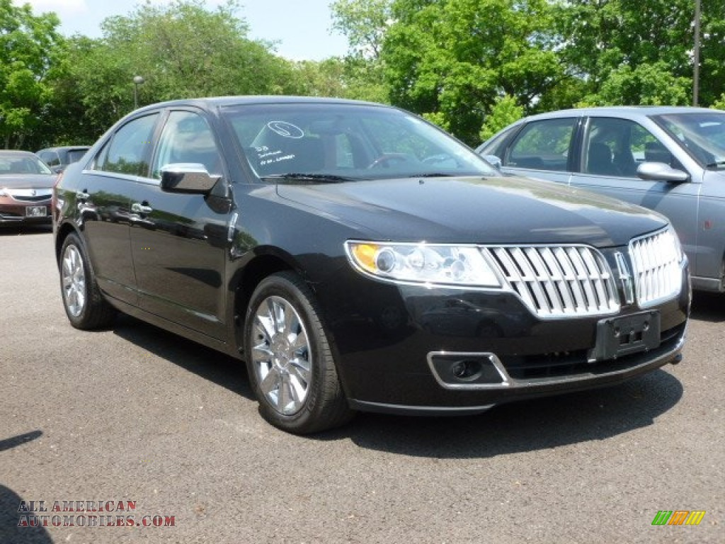 2010 lincoln mkz awd in tuxedo black metallic 647660 all american automobiles buy american. Black Bedroom Furniture Sets. Home Design Ideas