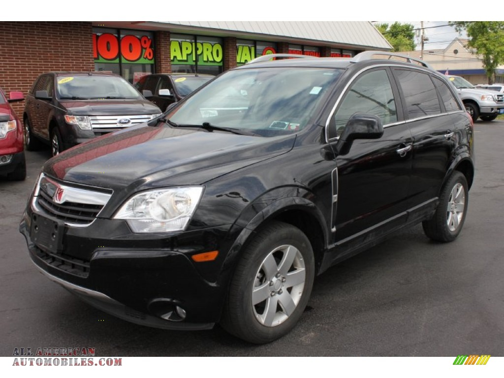 2010 saturn vue xr v6 in black onyx 602644 all american automobiles buy american cars for. Black Bedroom Furniture Sets. Home Design Ideas