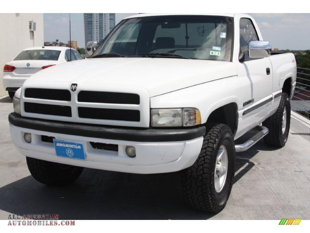 on 1997 Dodge Ram 1500 4x4