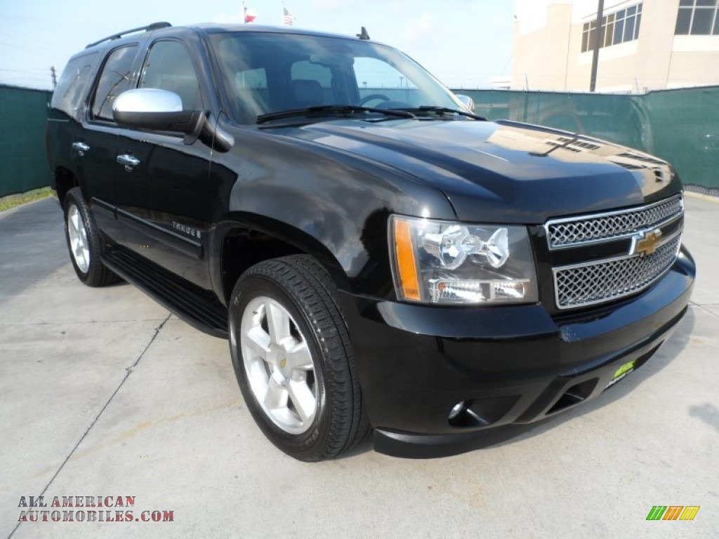 2007 chevrolet tahoe ltz 4x4 in black photo 28 287091 all american automobiles buy. Black Bedroom Furniture Sets. Home Design Ideas