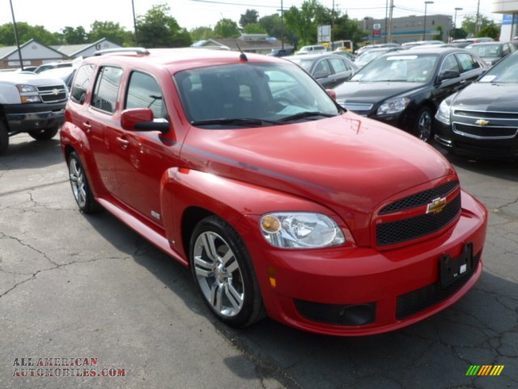 2009 Chevrolet HHR SS in Victory Red photo #2 - 558618 ...