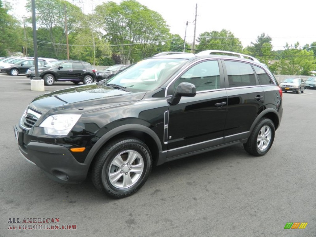 2009 saturn vue xe v6 awd in black onyx 572685 all. Black Bedroom Furniture Sets. Home Design Ideas