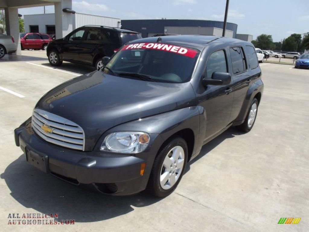 2011 Chevrolet HHR LT in Cyber Gray Metallic - 516918 ...