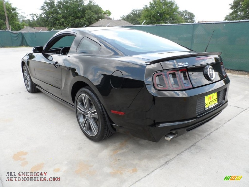 2013 ford mustang v6 coupe in black photo 5 221226 all american automobiles buy american. Black Bedroom Furniture Sets. Home Design Ideas