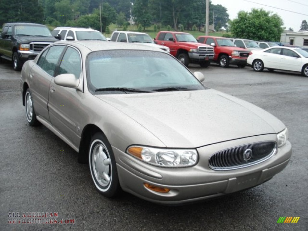 1999 buick century limited in light sandrift metallic. Black Bedroom Furniture Sets. Home Design Ideas