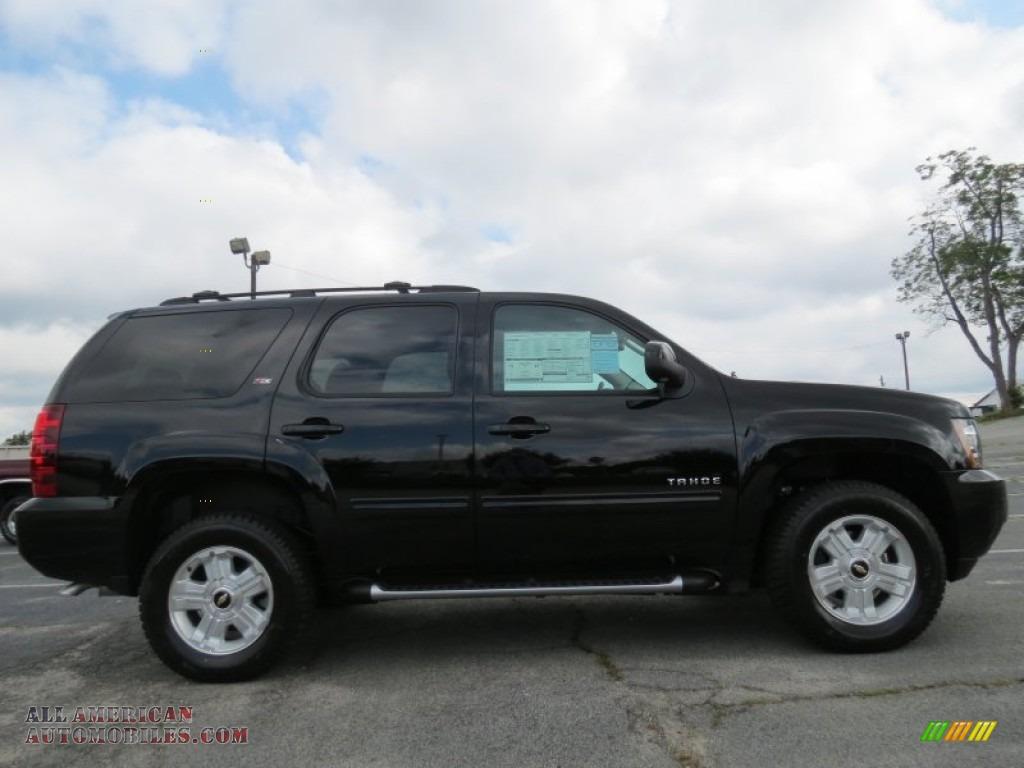 2012 chevrolet tahoe z71 4x4 in black photo 8 318066 all american automobiles buy. Black Bedroom Furniture Sets. Home Design Ideas