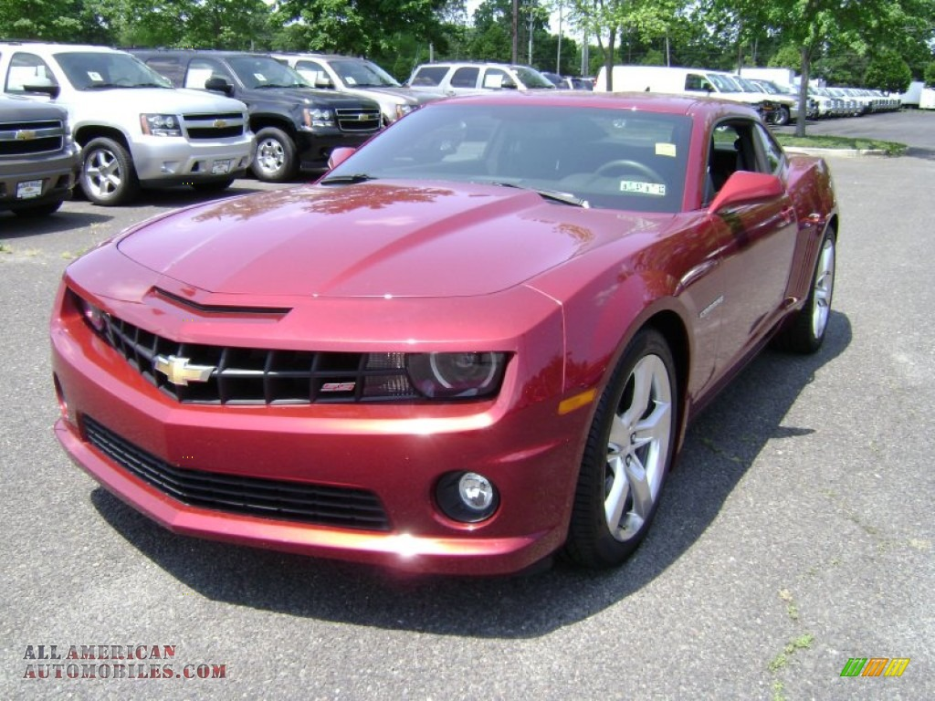 2011 chevrolet camaro ss coupe in red jewel metallic 183656 all. Cars Review. Best American Auto & Cars Review
