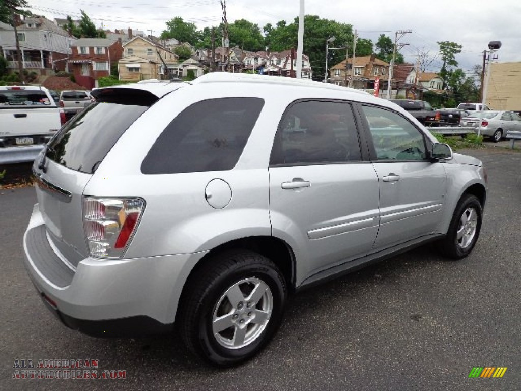 2009 chevrolet equinox lt awd in silver ice metallic photo 4 249103 all american. Black Bedroom Furniture Sets. Home Design Ideas