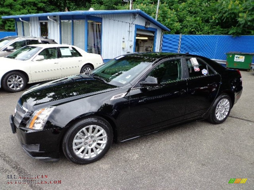 2010 cadillac cts 4 3 0 awd sedan in black raven 137035. Black Bedroom Furniture Sets. Home Design Ideas