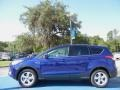 Ford Escape SE 1.6L EcoBoost Deep Impact Blue Metallic photo #2