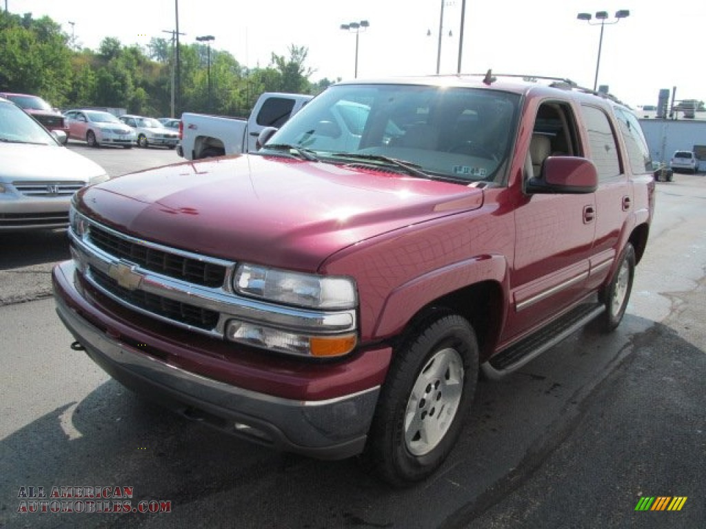 2006 chevrolet tahoe lt 4x4 in sport red metallic photo 6 138569 all american automobiles. Black Bedroom Furniture Sets. Home Design Ideas