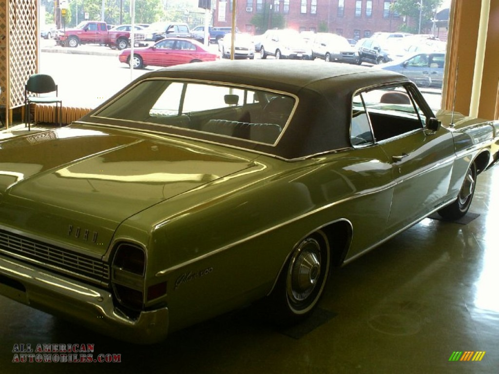 1968 ford galaxie 500 fastback in lime gold photo 2. Cars Review. Best American Auto & Cars Review