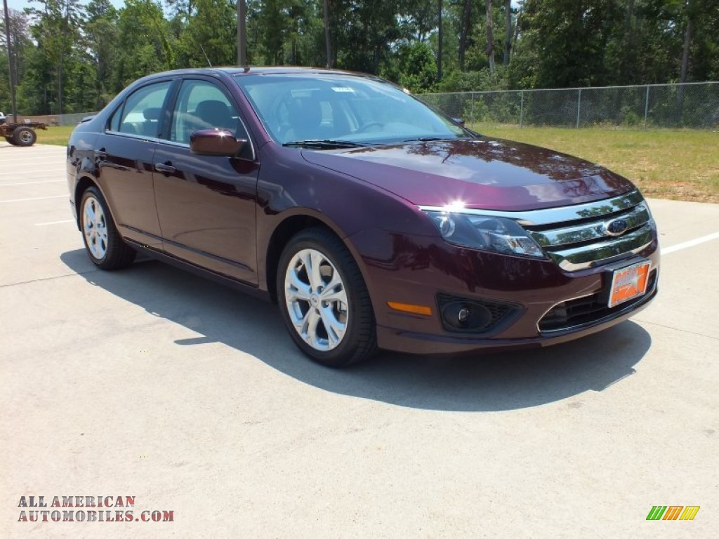 2012 ford fusion se in bordeaux reserve metallic photo 9 364701 all american automobiles. Black Bedroom Furniture Sets. Home Design Ideas