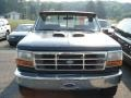 Ford F150 XLT Regular Cab 4x4 Black photo #2