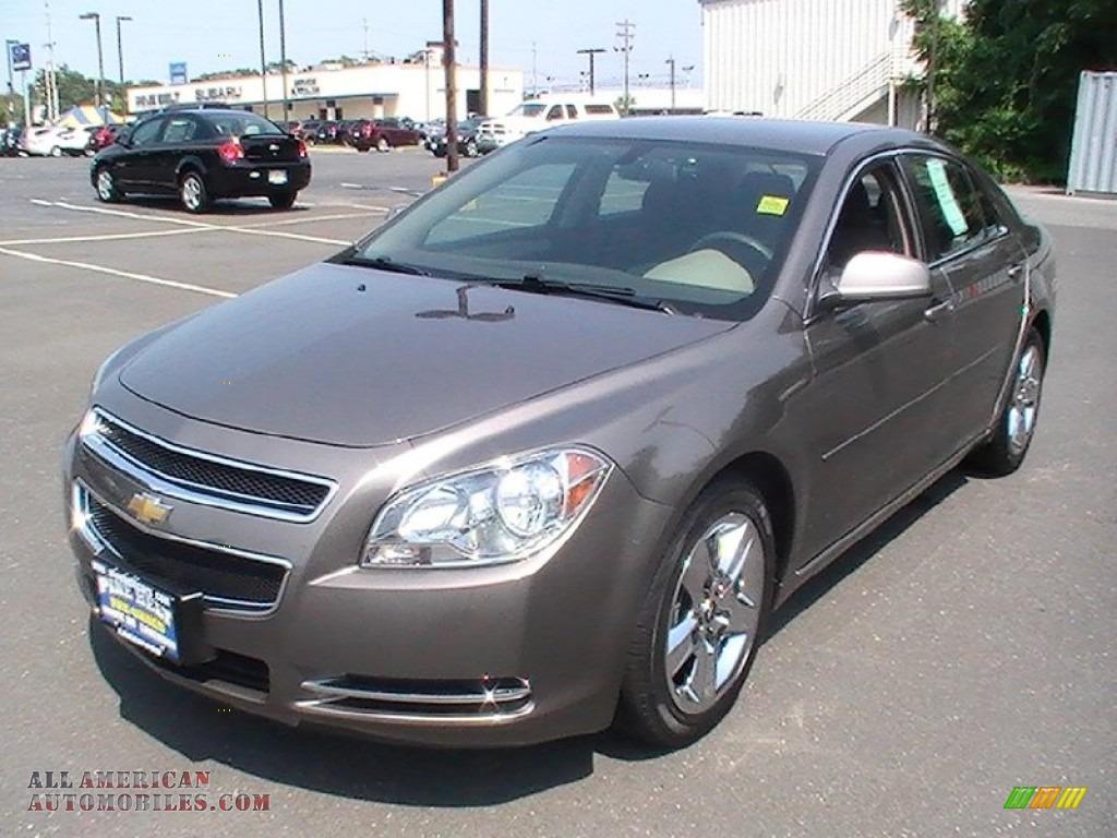 2010 chevrolet malibu lt sedan in mocha steel metallic 152696 all american automobiles buy. Black Bedroom Furniture Sets. Home Design Ideas