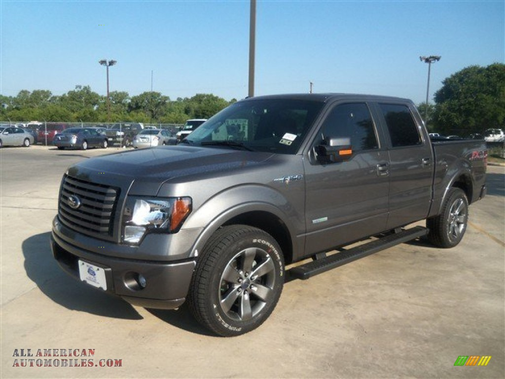 2012 ford f150 fx2 supercrew in sterling gray metallic d81789 all american automobiles buy. Black Bedroom Furniture Sets. Home Design Ideas