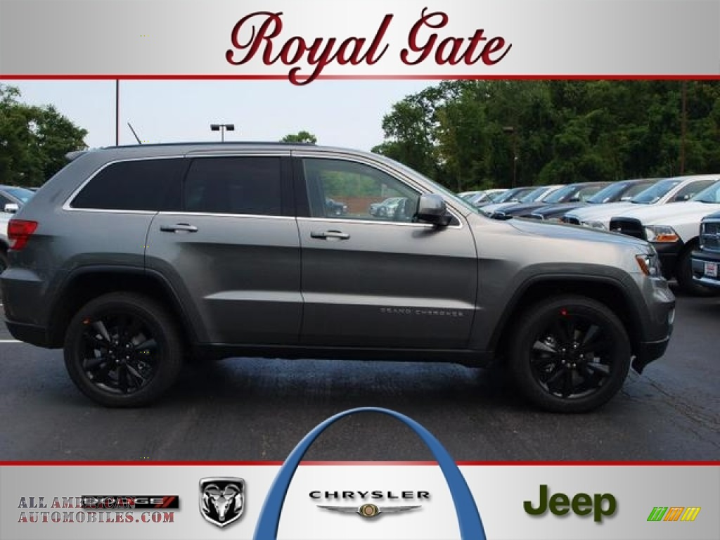 2012 jeep grand cherokee altitude 4x4 in mineral gray for Royal chrysler motors inc