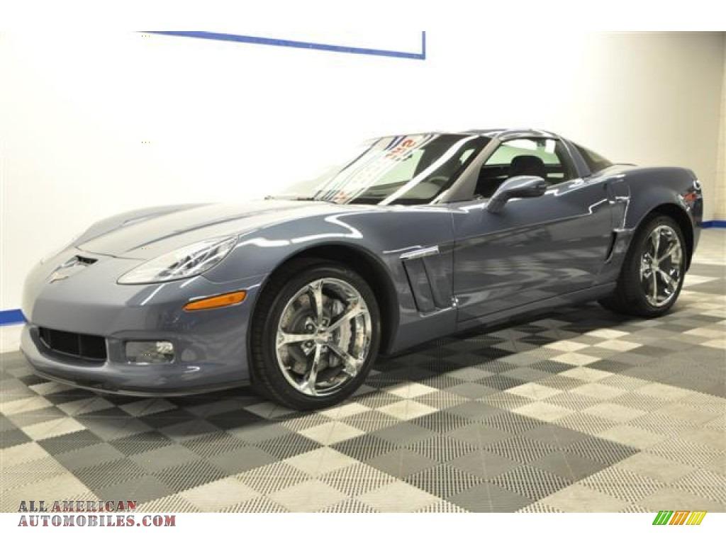2013 chevrolet corvette grand sport coupe in supersonic blue metallic 102054 all american. Black Bedroom Furniture Sets. Home Design Ideas