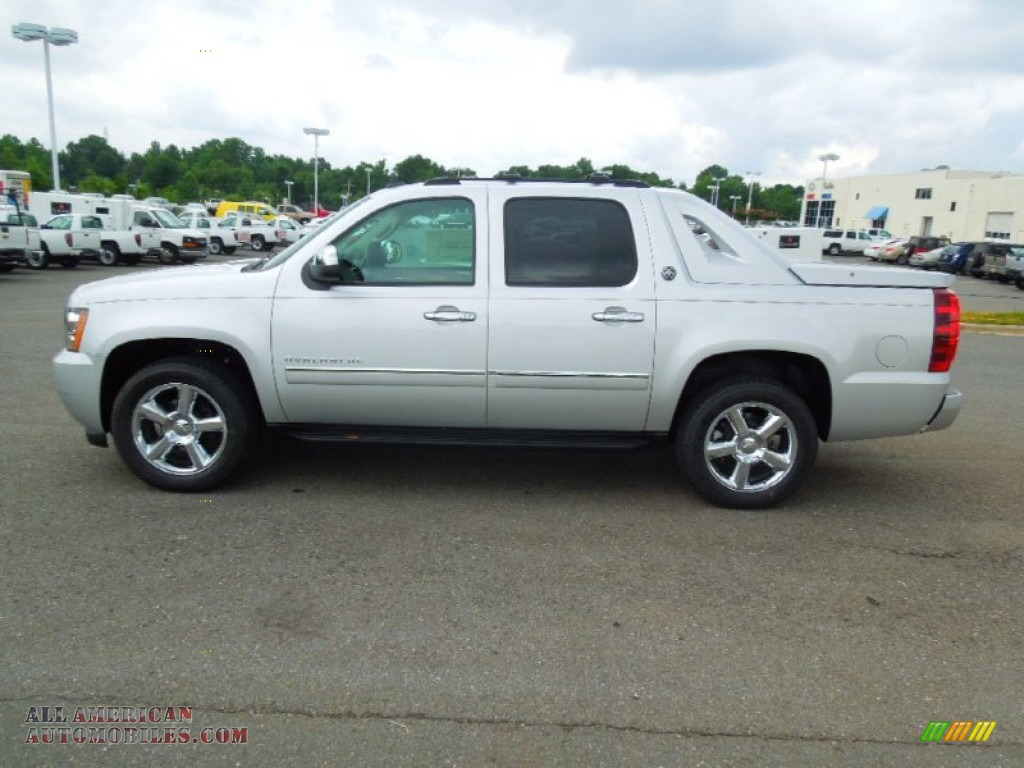 2013 Chevrolet Avalanche Black Diamond Edition For Sale