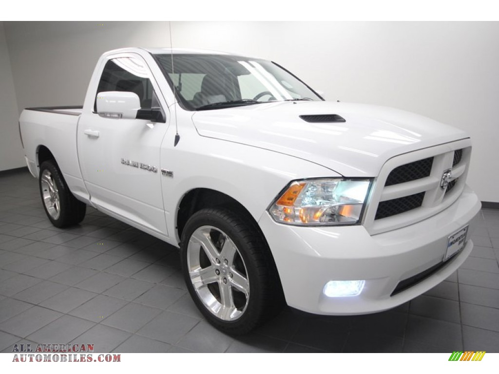 2011 dodge ram 1500 sport r t regular cab in bright white photo 4 540463 all american. Black Bedroom Furniture Sets. Home Design Ideas