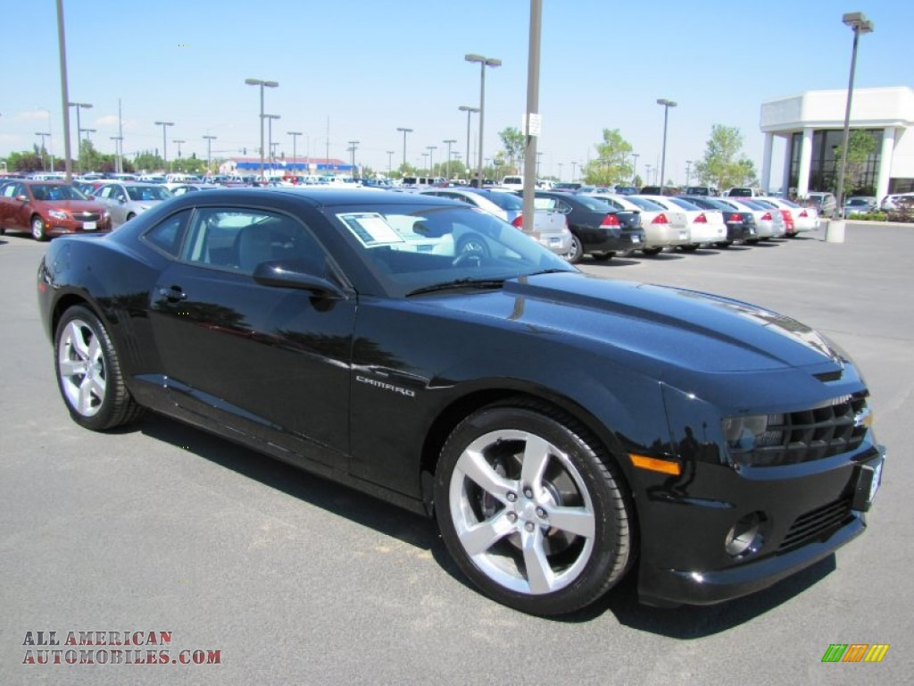 2011 chevrolet camaro ss rs coupe in black photo 9 111577 all. Cars Review. Best American Auto & Cars Review