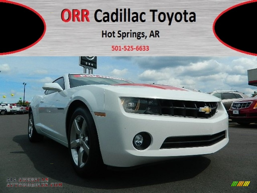 2010 chevrolet camaro lt coupe in summit white 192300 all american automobiles buy. Black Bedroom Furniture Sets. Home Design Ideas